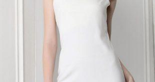 صوره فساتين قصيرة تركية , بالصور اجمل الفساتين التركيه القصيره