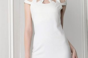 صور فساتين قصيرة تركية , بالصور اجمل الفساتين التركيه القصيره
