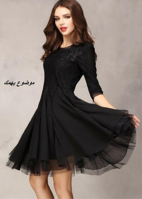 صورة فساتين قصيرة تركية , بالصور اجمل الفساتين التركيه القصيره 110 2