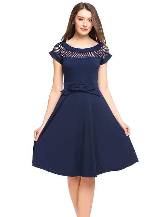 صورة فساتين قصيرة تركية , بالصور اجمل الفساتين التركيه القصيره 110 4