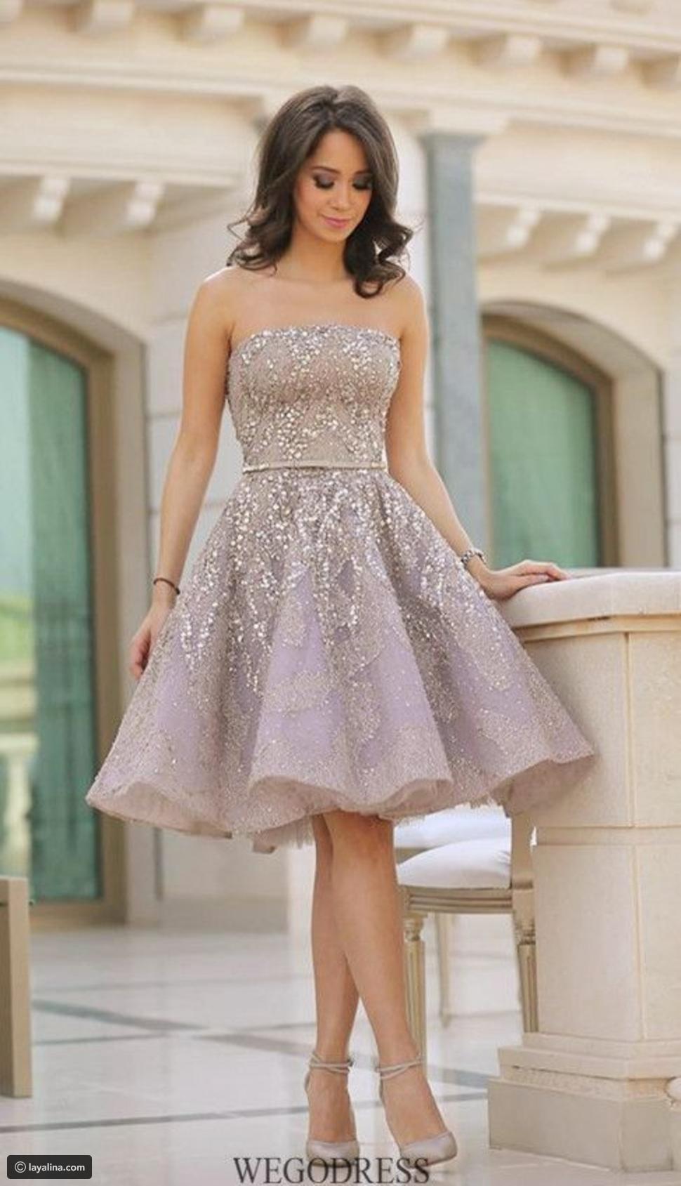 صورة فساتين قصيرة تركية , بالصور اجمل الفساتين التركيه القصيره 110 5