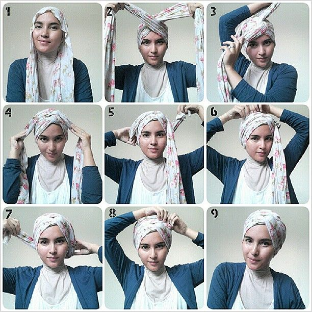 بالصور طرق لف الحجاب , الطرق المختلفه للف الحجاب 116 1