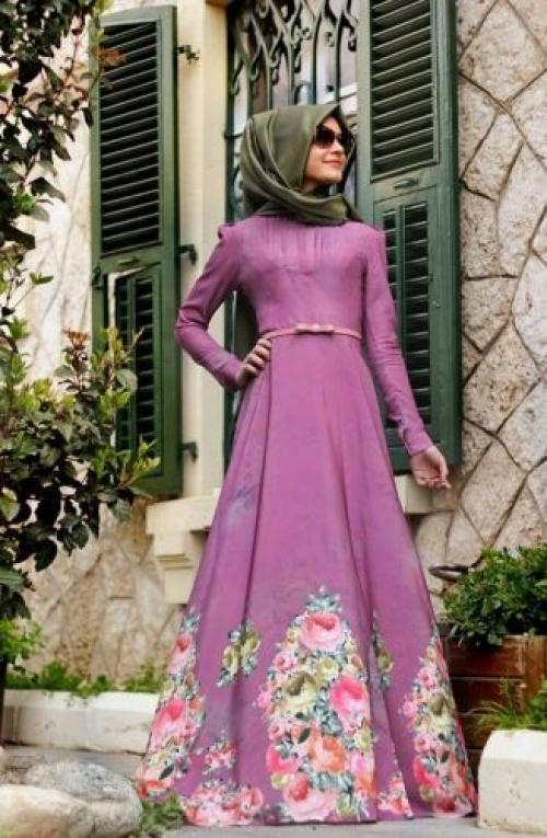 بالصور ملابس تركية للمحجبات , بالصور احلى ملابس تركيه للمحجبات 206 12