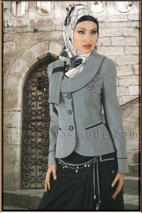 بالصور ملابس تركية للمحجبات , بالصور احلى ملابس تركيه للمحجبات 206 13