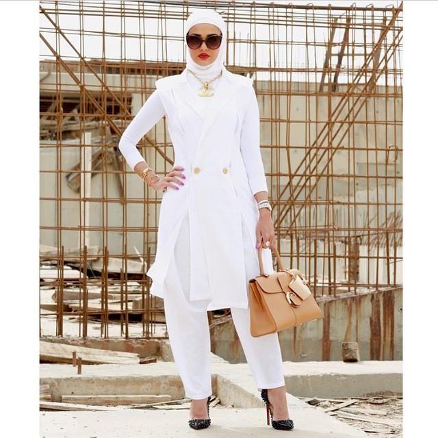 بالصور ملابس تركية للمحجبات , بالصور احلى ملابس تركيه للمحجبات 206 2