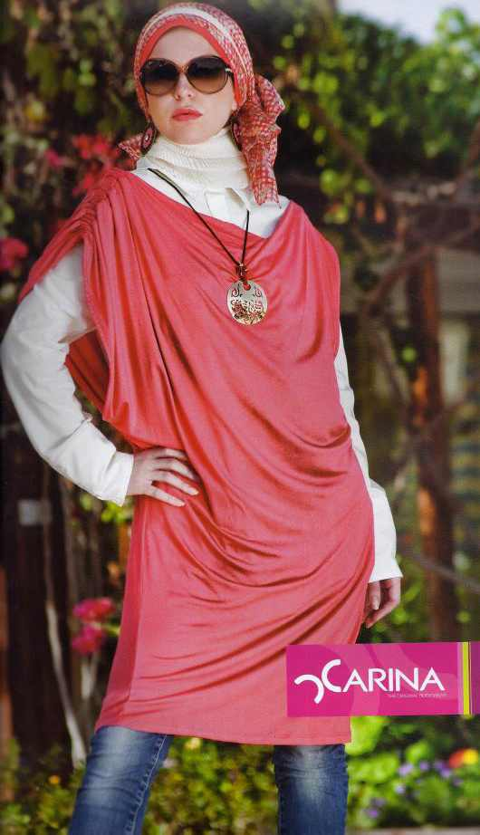 بالصور ملابس تركية للمحجبات , بالصور احلى ملابس تركيه للمحجبات 206 5
