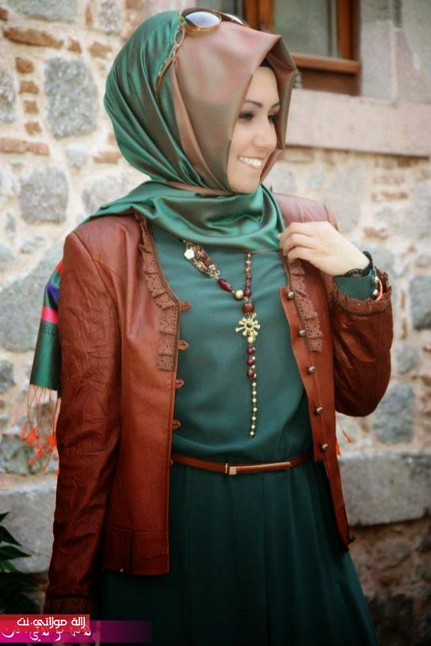بالصور ملابس تركية للمحجبات , بالصور احلى ملابس تركيه للمحجبات 206 6