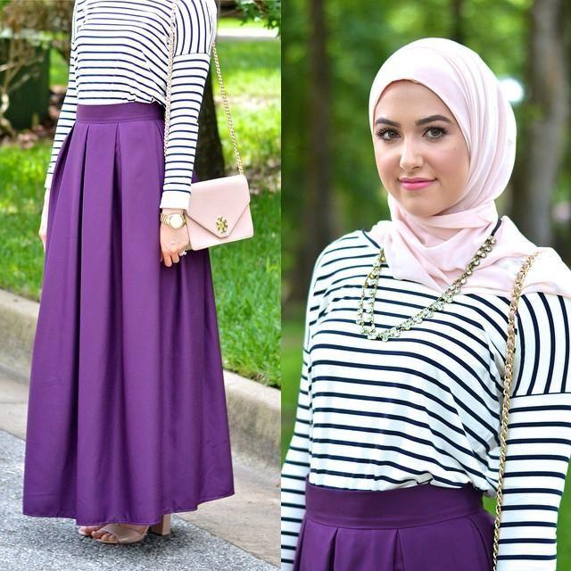 بالصور ملابس تركية للمحجبات , بالصور احلى ملابس تركيه للمحجبات 206 7