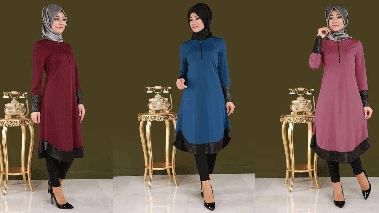 بالصور ملابس تركية للمحجبات , بالصور احلى ملابس تركيه للمحجبات 206 9