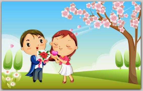 بالصور صور حب كرتون , اجمل صور الحب والغزل كرتون 210 10