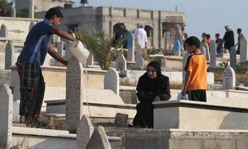 صور حكم زيارة القبور , ماهو حكم زياره القبور