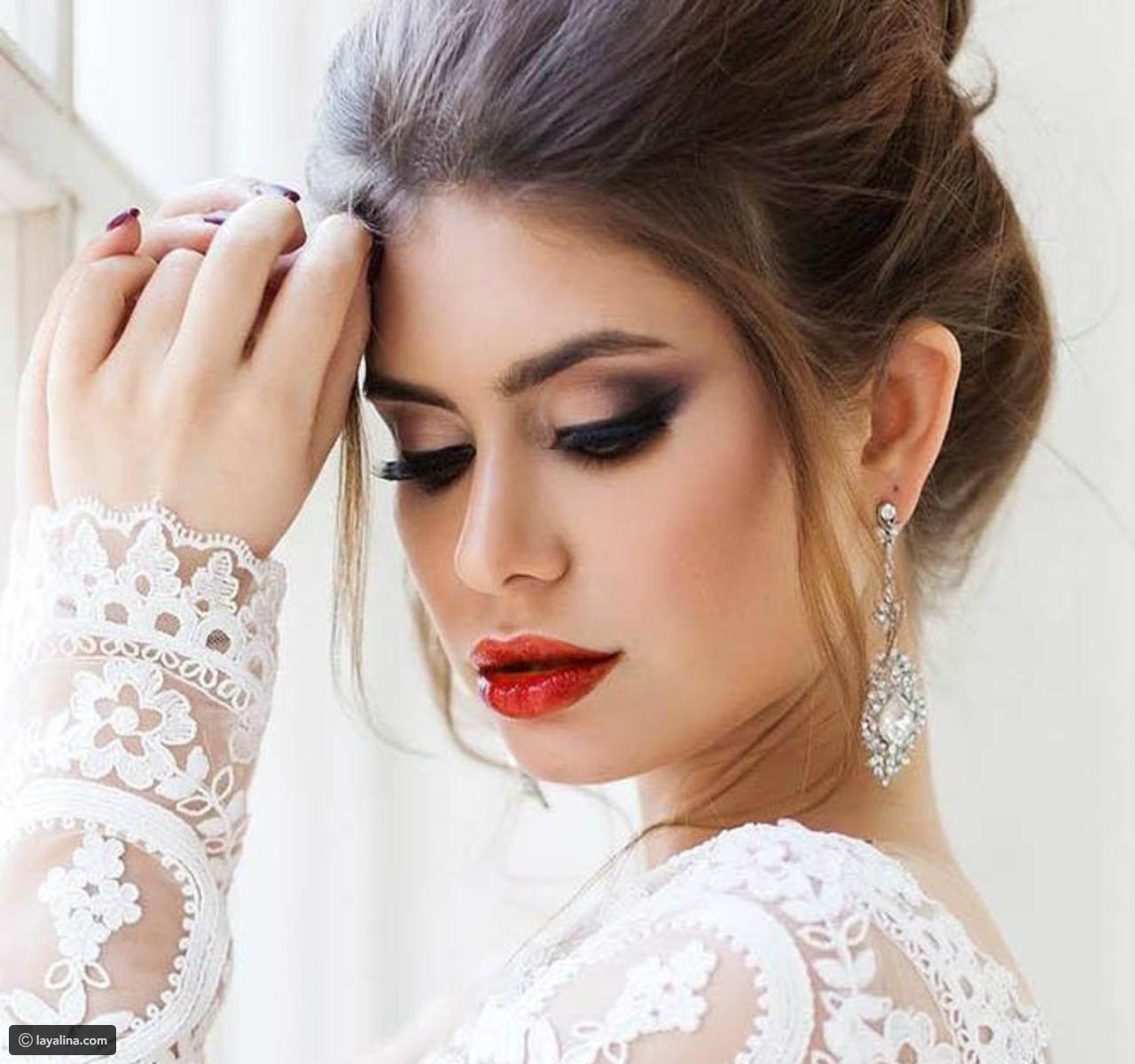 بالصور صور مكياج عروس , اجمل صور لمكياج عروس 219 13