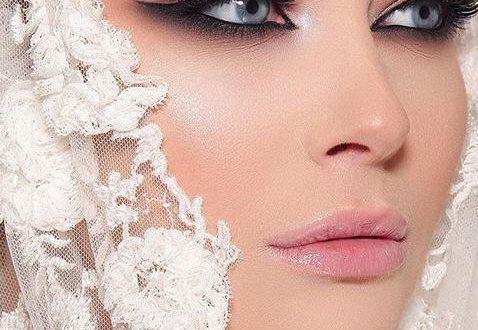 صورة صور مكياج عروس , اجمل صور لمكياج عروس