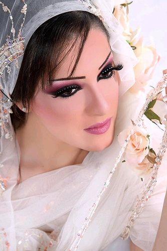 بالصور صور مكياج عروس , اجمل صور لمكياج عروس 219 2