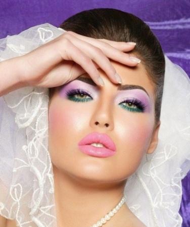 بالصور صور مكياج عروس , اجمل صور لمكياج عروس 219 5