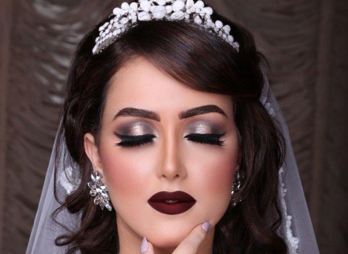 بالصور صور مكياج عروس , اجمل صور لمكياج عروس 219 8