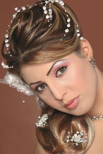 بالصور صور مكياج عروس , اجمل صور لمكياج عروس 219 9