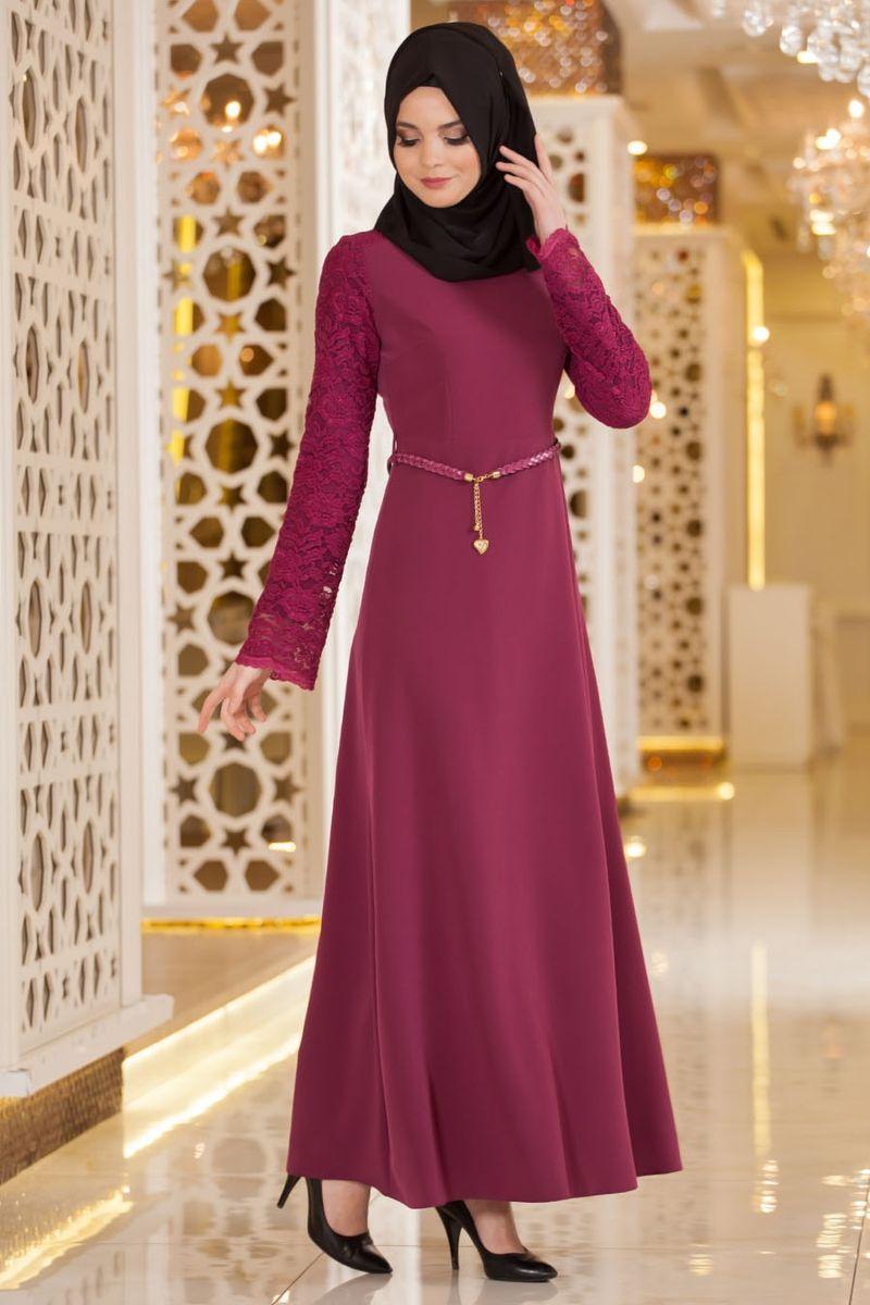 بالصور لبس بنات محجبات , بالصور اشيك ازياء ولبس محجبات 245 13
