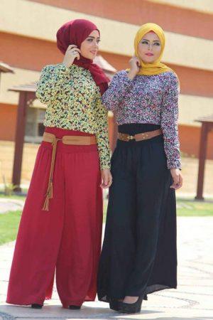 بالصور لبس بنات محجبات , بالصور اشيك ازياء ولبس محجبات 245 14