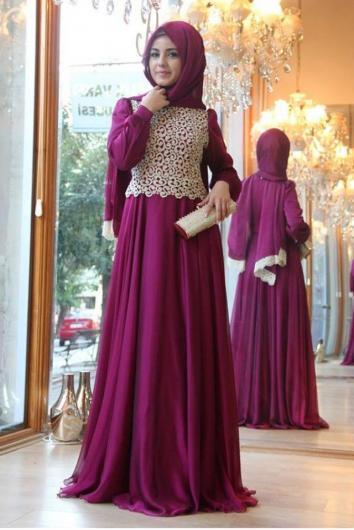 بالصور لبس بنات محجبات , بالصور اشيك ازياء ولبس محجبات 245 15