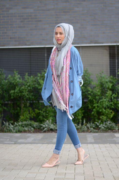 بالصور لبس بنات محجبات , بالصور اشيك ازياء ولبس محجبات 245 17