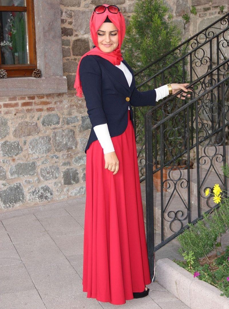 بالصور لبس بنات محجبات , بالصور اشيك ازياء ولبس محجبات 245 6