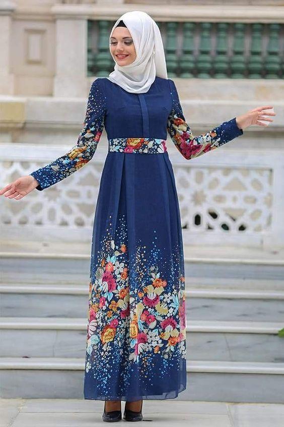 بالصور لبس بنات محجبات , بالصور اشيك ازياء ولبس محجبات 245 8