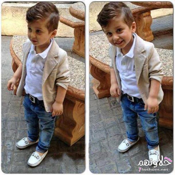 بالصور ملابس اطفال ولادي , بالصور اجمل ملابس اطفال ولادى 253 2