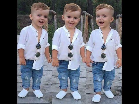 بالصور ملابس اطفال ولادي , بالصور اجمل ملابس اطفال ولادى 253 3