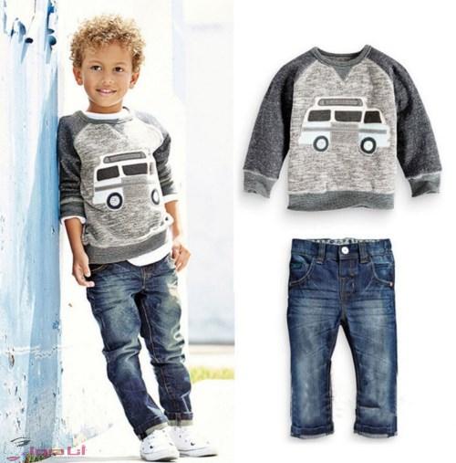 بالصور ملابس اطفال ولادي , بالصور اجمل ملابس اطفال ولادى 253 6