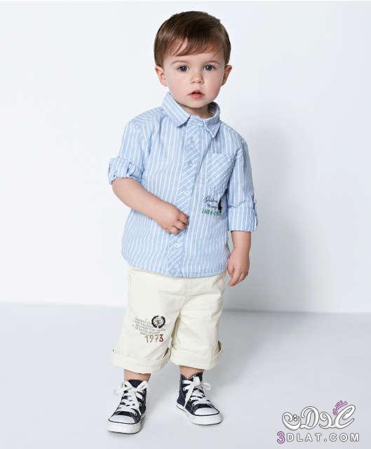 بالصور ملابس اطفال ولادي , بالصور اجمل ملابس اطفال ولادى 253 7