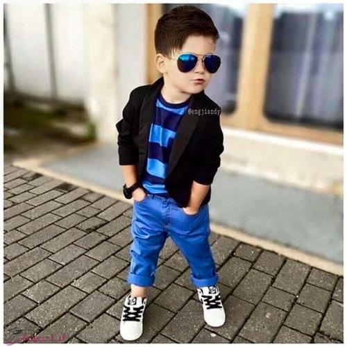 بالصور ملابس اطفال ولادي , بالصور اجمل ملابس اطفال ولادى 253 8