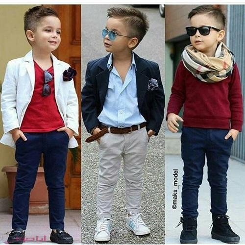 5823a23ec5fef صور ملابس اطفال ولادي