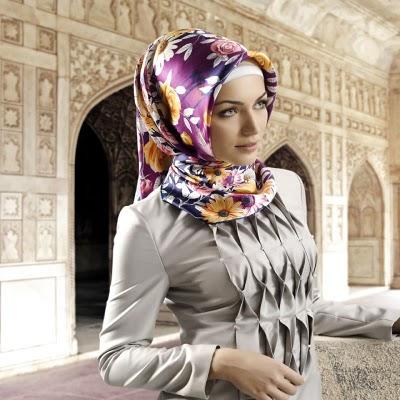 بالصور موديلات حجابات تركية , بالصور احلى موديلات الحجاب التركي 256 3