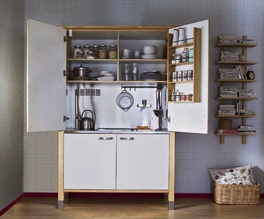 بالصور تصاميم مطابخ صغيرة وبسيطة , مطابخ عصرية صغيرة وانيقة 1903 11