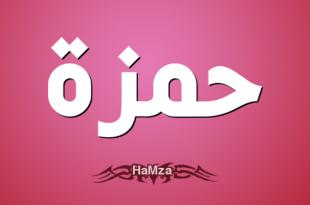 صور معنى اسم حمزة , تعرف على معنى وصفات اسم حمزة