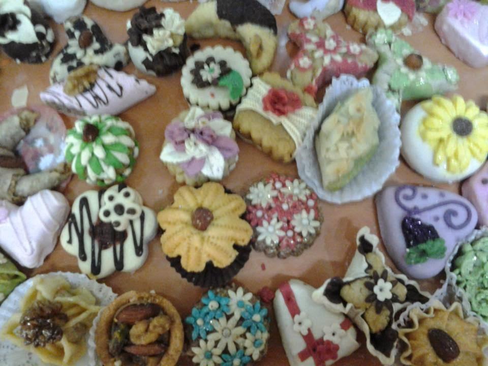 بالصور حلويات جزائرية بسيطة بالصور , شاهد بالصور اروع الحلويات الجزائرية 2041 12