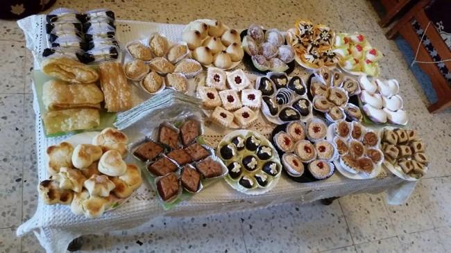 بالصور حلويات جزائرية بسيطة بالصور , شاهد بالصور اروع الحلويات الجزائرية 2041 6
