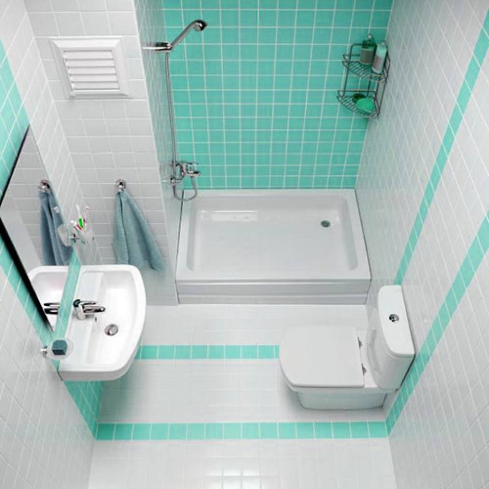 بالصور ديكور حمامات صغيرة , تعرف على احدث ديكور للحمامات الصغيرة 2060 1