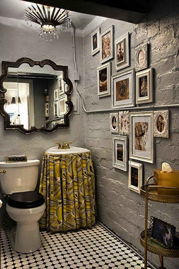 بالصور ديكور حمامات صغيرة , تعرف على احدث ديكور للحمامات الصغيرة 2060 10