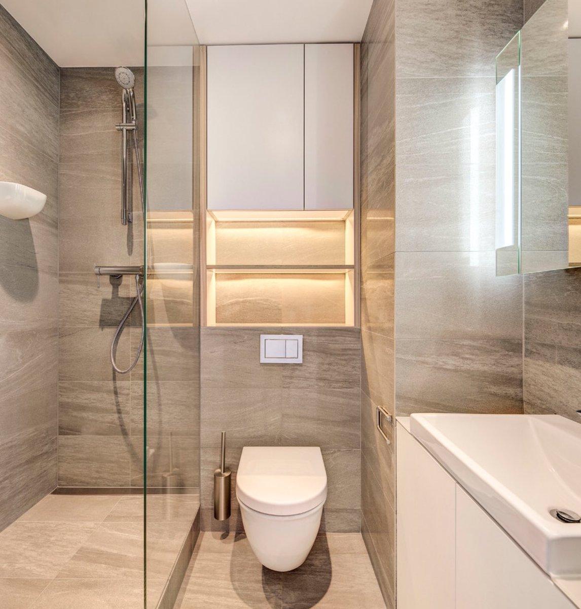 بالصور ديكور حمامات صغيرة , تعرف على احدث ديكور للحمامات الصغيرة 2060 2