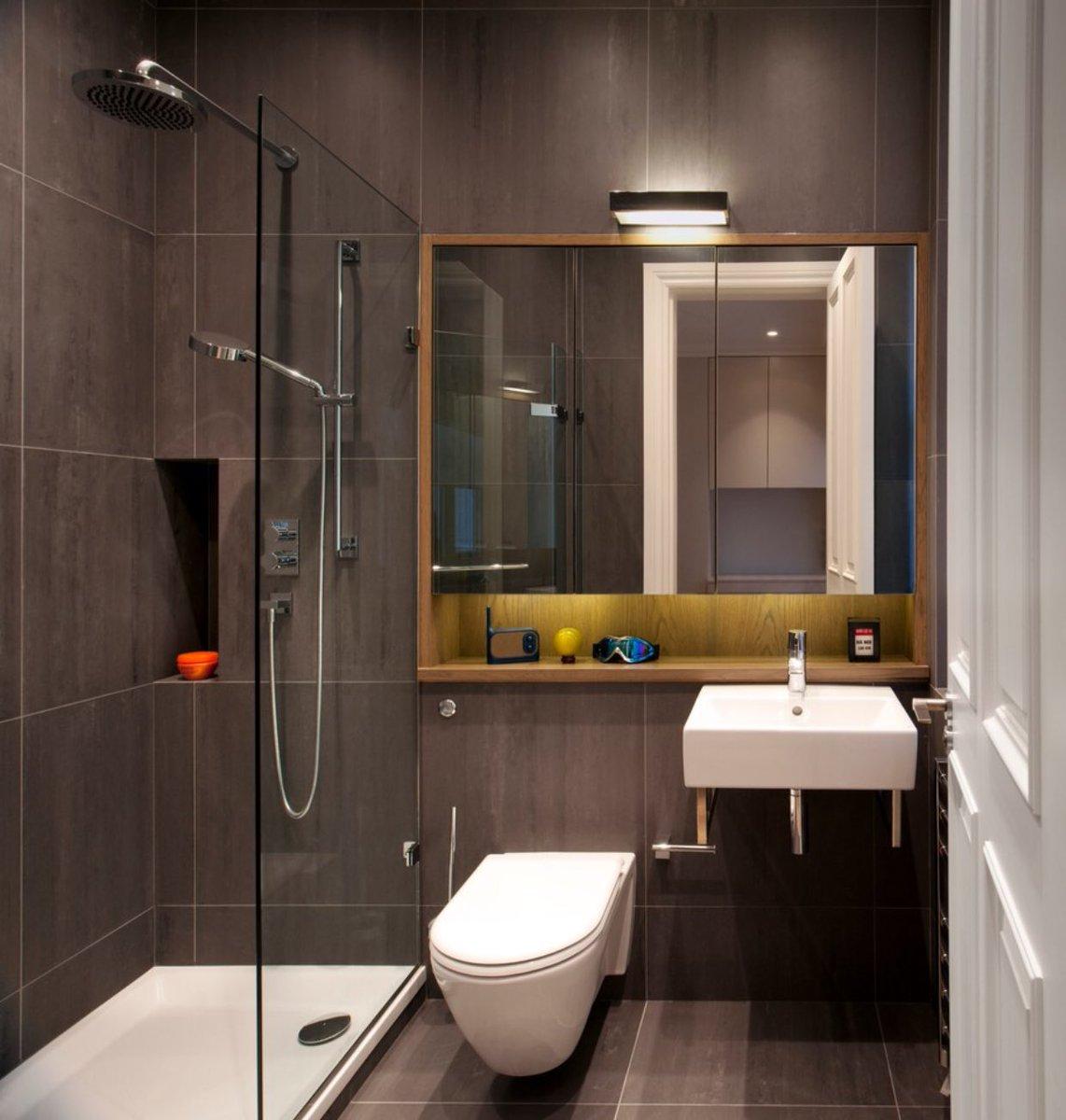 بالصور ديكور حمامات صغيرة , تعرف على احدث ديكور للحمامات الصغيرة 2060 3