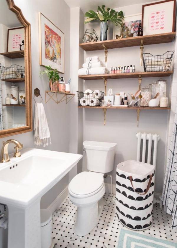 بالصور ديكور حمامات صغيرة , تعرف على احدث ديكور للحمامات الصغيرة 2060 4