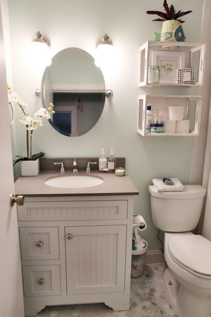 بالصور ديكور حمامات صغيرة , تعرف على احدث ديكور للحمامات الصغيرة 2060 6