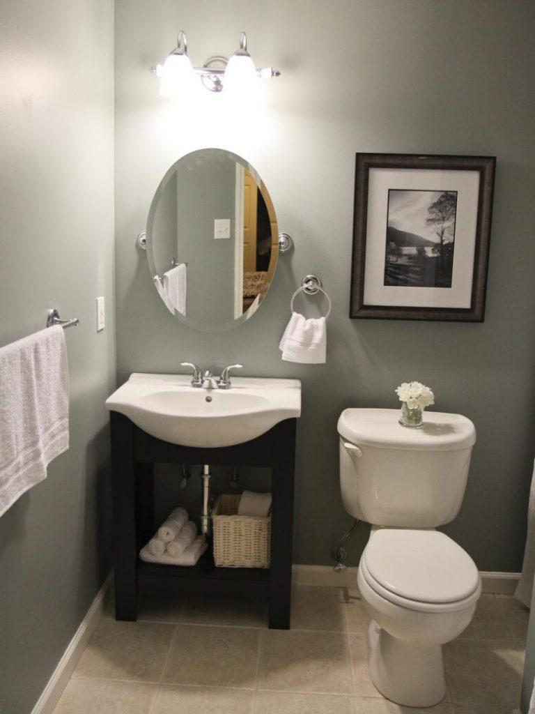 بالصور ديكور حمامات صغيرة , تعرف على احدث ديكور للحمامات الصغيرة 2060 8