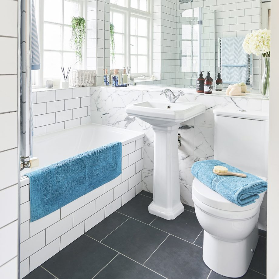 بالصور ديكور حمامات صغيرة , تعرف على احدث ديكور للحمامات الصغيرة 2060 9