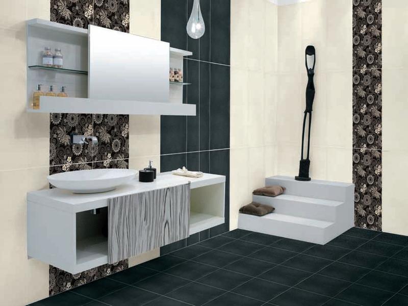 بالصور ديكور حمامات صغيرة , تعرف على احدث ديكور للحمامات الصغيرة 2060