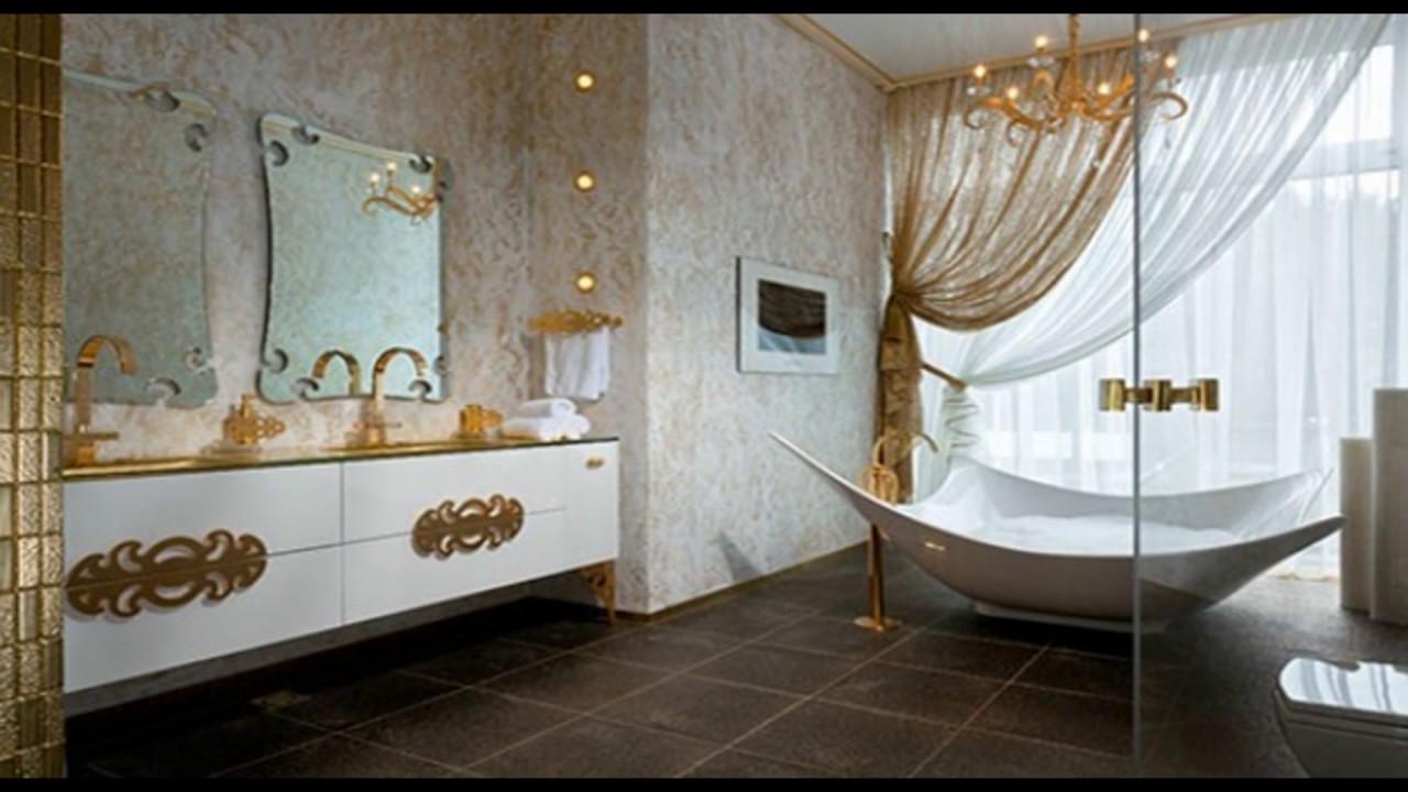 بالصور ديكورات حمامات بسيطة , بالصور احدث ديكورات حمامات جديده 35 1