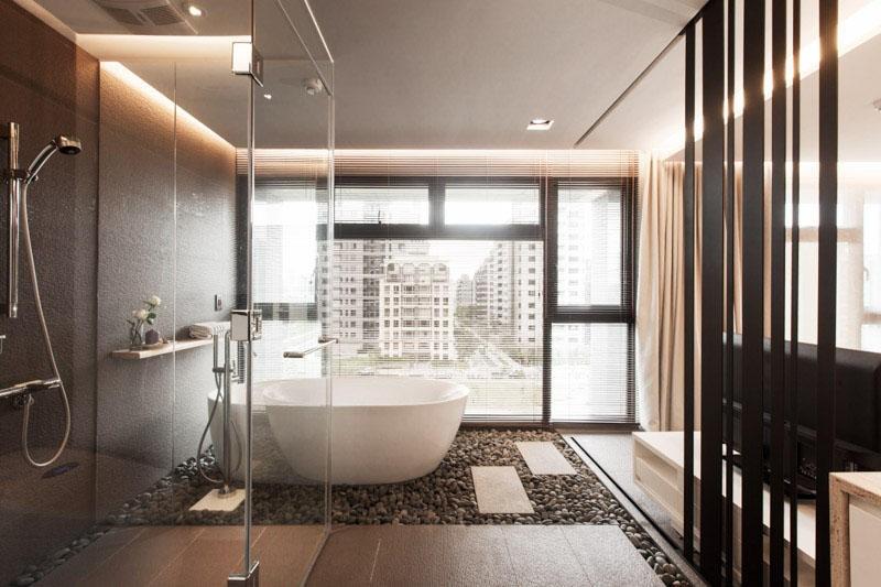 بالصور ديكورات حمامات بسيطة , بالصور احدث ديكورات حمامات جديده 35 14