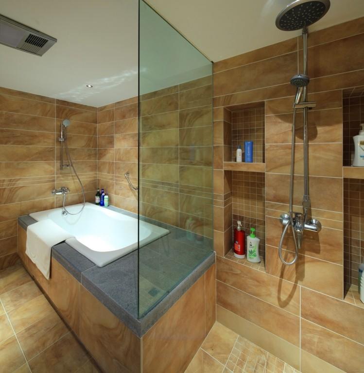 بالصور ديكورات حمامات بسيطة , بالصور احدث ديكورات حمامات جديده 35 15
